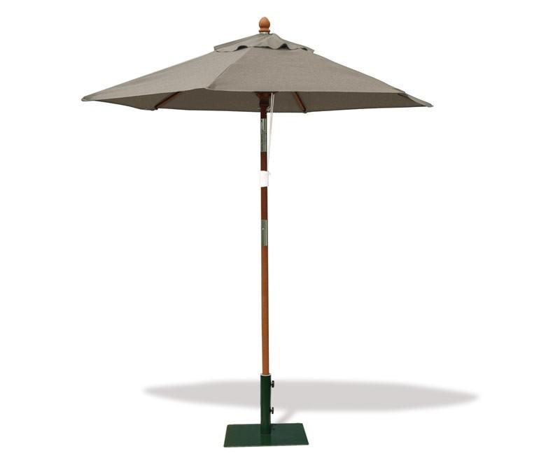 Tilting Garden Parasol, Hexagonal – 2m