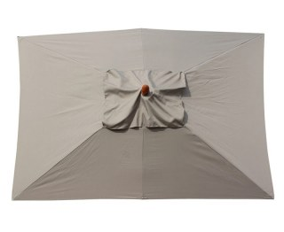 Rectangular 3m x 2m Wooden Parasol