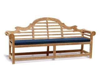 Lutyens-Style Garden Bench Cushion – 2.25m