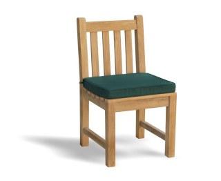 teak chair cushion