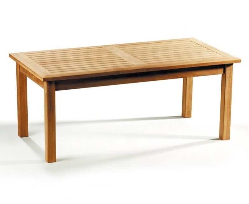Hilgrove Rectangular Garden Coffee Table