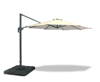 Medium Umbra Cantilever Parasol 3m