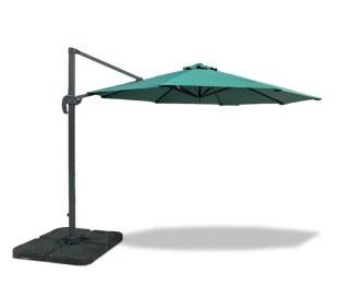 Umbra® Premium 3m Round Cantilever Parasol