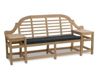 3 Seater Garden Bench Cushion