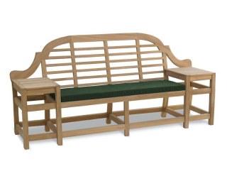garden outdoor bench cushion