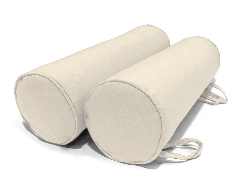 Outdoor Bolster Cushions Set Of 2