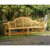 Extra Large Lutyens-Style Bench