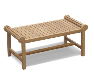Lutyens Teak Garden Coffee Table