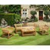 Decorative 6 Seater Outdoor Furniture Set