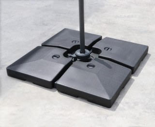 Fillable Cantilever Parasol Base Weights – 90kg