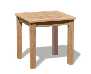 Teak Garden Side Table
