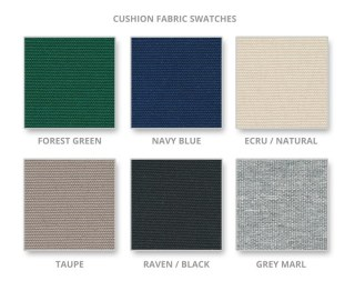 Chartwell Outdoor Bench Cushion - 6 Vibrant Colours