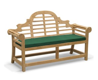 Lutyens-Style Garden Bench Cushion - 3 Seater