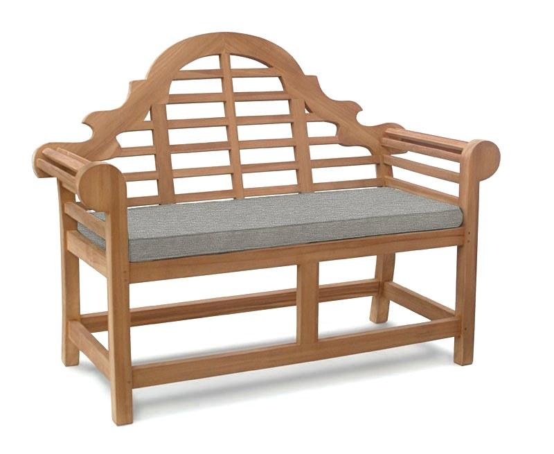 Lutyens Garden Bench Cushion - 2 Seater