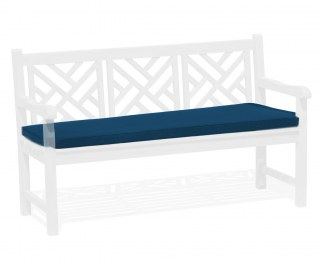Chartwell Outdoor Bench Pad - Navy