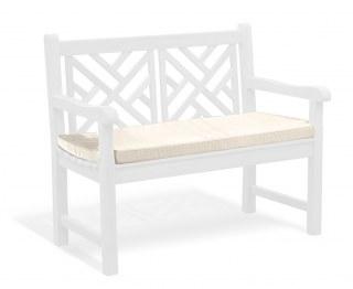 Chartwell Bench Cushion Seat Pad - Natural