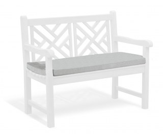 Chartwell 2 Seater Bench Seat Pad - Grey