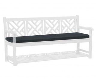Chartwell 1.8m Bench Cushion - Black
