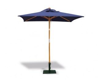Tilting parasol 2m