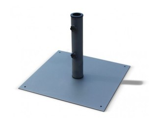 13kg Steel Square Parasol Base