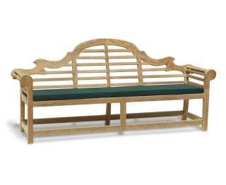 5 Seater Teak Lutyens-Style Bench