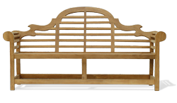Lutyens-Style Benches by Jati